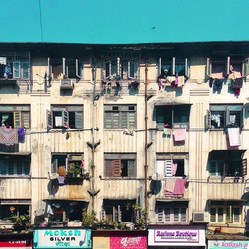Airing your dirty laundry Mumbai Colaba