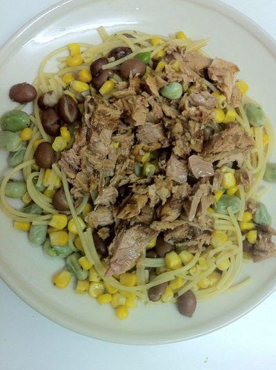 Tuna Pasta Beans Etc Dinner Dinner Time