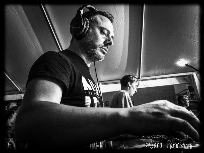 Man at work checking the sound before the show Marbisoux 2017 Indoors  Real People Soundsystem Soundtrack Of Our Lives Mixer Desk U2 U2tributeband Achtungbabies Monochrome Photography Shadows And Backlighting Blackandwhite Photography EyeEm Bnw Black And White Photography Bianco E Nero Monochrome Black & White Shadows & Lights Black And White Blackandwhite Technology TheJoshuaTree Soundcheck LiveMusic