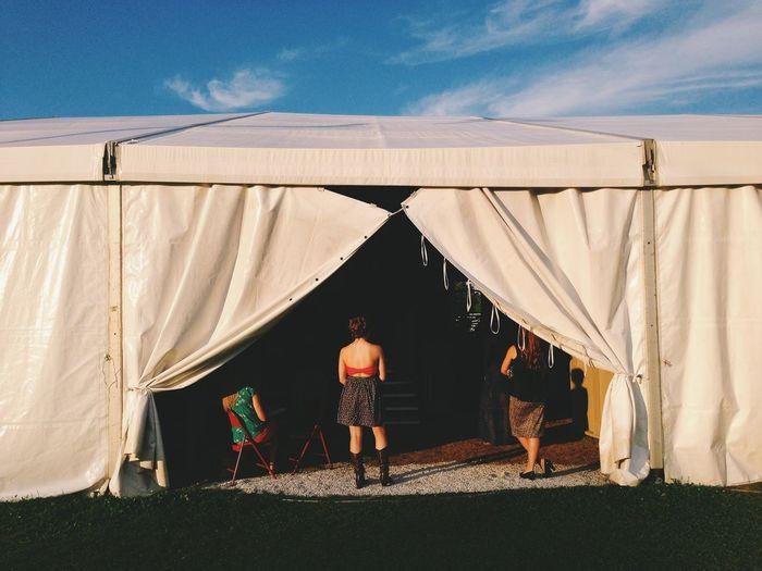 Backstage Talent Show Newjerseystatefair Scenesfromnewjersey