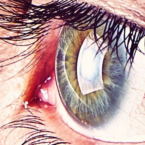 Look Me In The Eyes ShowingMyEyes Mas De 100 Me Gusta/ 100 I Like Most Things That Are Green