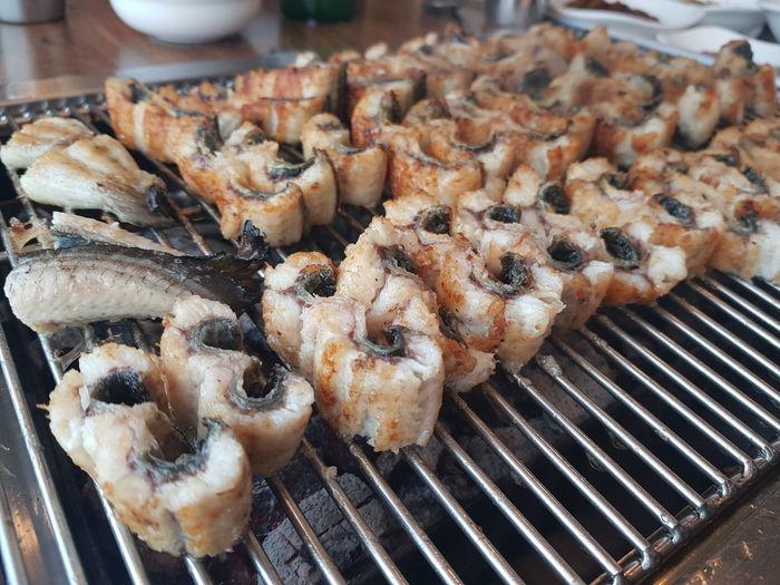 장어 Grilled Fish