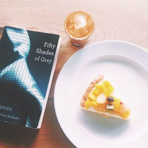 I can't wait my Friday. 週五看? FiftyShadesOfGrey MOVIE Hi! Books In My Mouf Foodporn Food Porn Enjoying Life Fashion Love