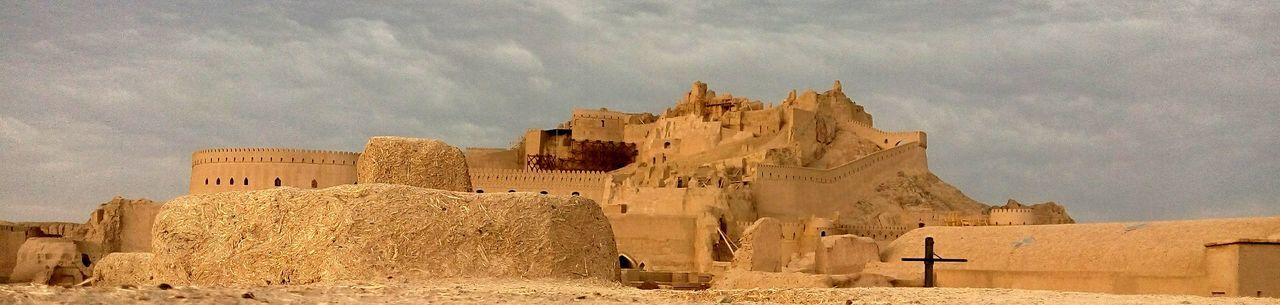 Historical Building Panoramic Photography Panorama Panorama View Panoramic Landscape Ancient Civilization Ancient Architecture Arcitecture Ancient City BAM Iran Iranan Architecture Check This Out Travel Photography Turistic Places Castle Castles Castle View