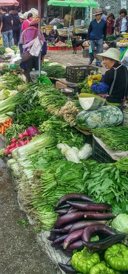 Veggielicious life...... Wet Market Fresh Vegetables EyeEm Food Stories EyeEm Food Lovers EyeEm Food Photography Foodie Food Stories Market Retail  For Sale Day Freshness Food