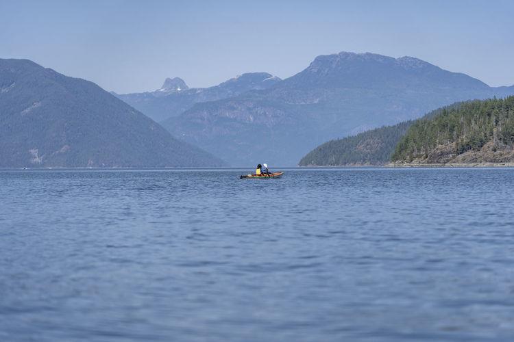 Kayak Kayaker