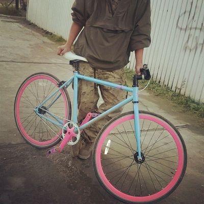 Fixed Bike Veloykt Velo_ykt койоты якутск ykt yakutsk