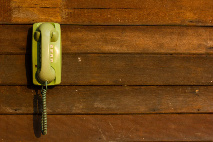 Telephone Wooden House Wallpaper Wooden Background Wooden Wood Art Wooden Texture Lod Vintage Wood - Material Old-fashioned Communication Brown No People Close-up Day