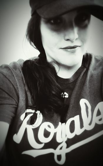 Love my Royals!! ForeverRoyal Kcroyals