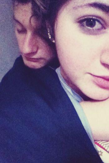 My baby sleeping ?❤️ Boyfriend Lovehim Sleeping Cuddels #forever