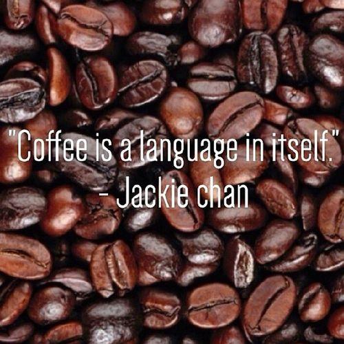 Kwote Coffee Jackie Chan