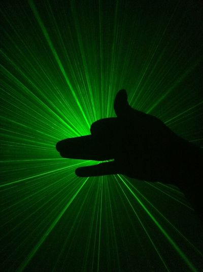 Playing with lasers