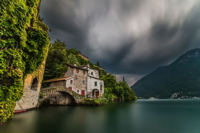 EyeEm Best Shots EyeEm EyeEm Best Shots - Nature Long Exposure Longexposure Longexposurephotography Longexpoelite Eyembestpics Storm Cloud Cluods And Sky Clouds Italy Italia Lombardia Travel BestEyeemShots Nesso Eyemphotography Como Lake EyeEm Gallery Comolake Como