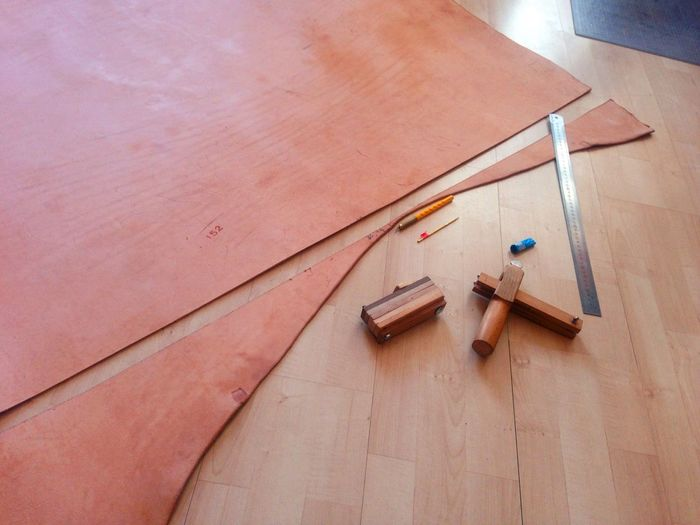 Cutting belts