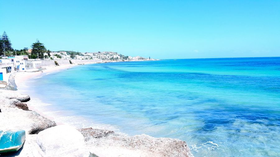 Bizerte , La corniche Tunisie First Eyeem Photo