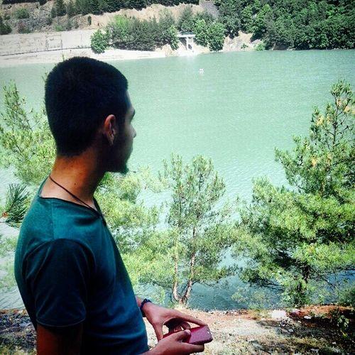 Bursada gezerken bulduğum bir göl :) Göl Doğa