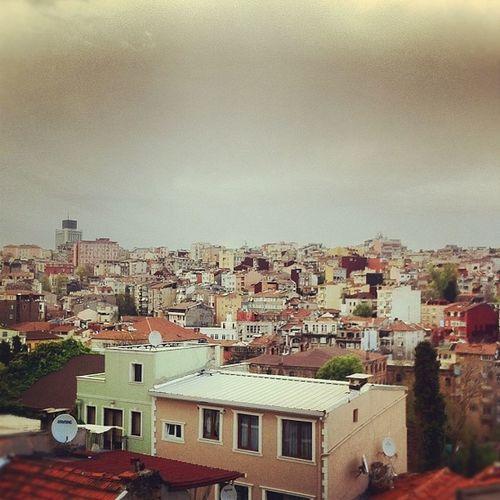 Hello Istanbul.