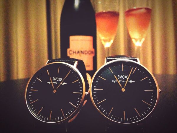 CHANDON VS SMOKO (black). 黑色款也太耐看了(笑)。 Happy Instagood Fashion Streetphotography Love Happynewyear Taiwan Enjoying Life Hanging Out Party