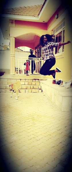 Check This Out That's Me Thiscooledit Jumping Fun Camera Phones Enjoying Life Nice Home