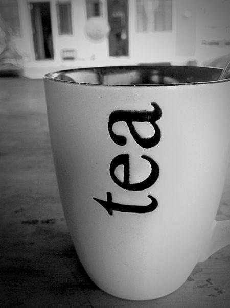 Mornings.. Tea