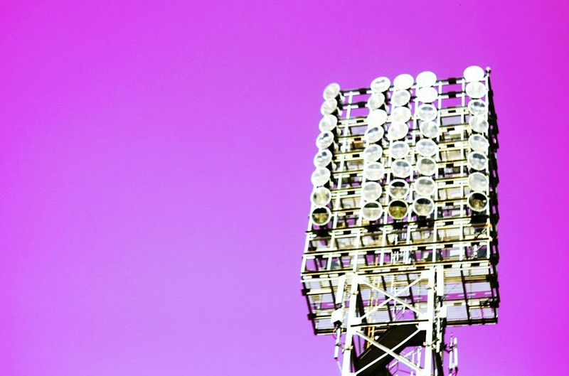 Surrealism Minimalism Pink Light Projection World Of My Dreams