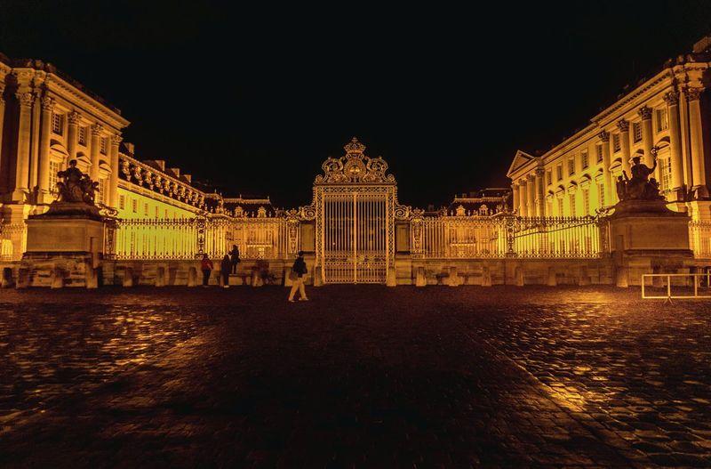 Versailles at