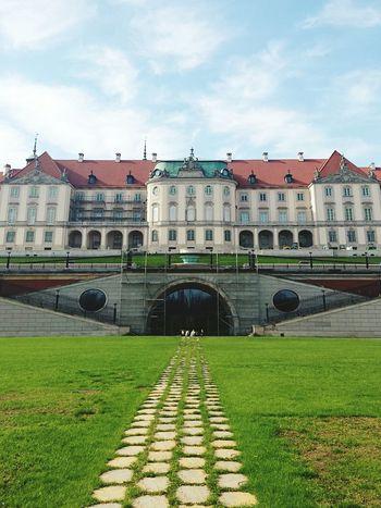 Castle in Warsaw Warsaw Poland