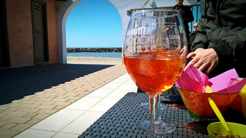 Sea Spritz Rome