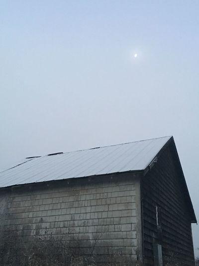 Snow tinged morning Shades Of Grey Moon