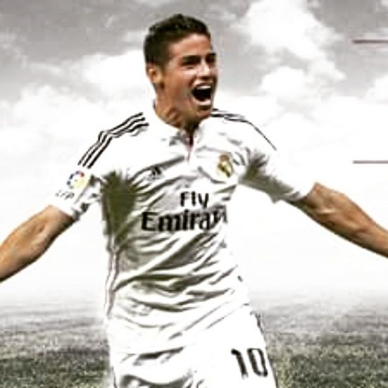 2nd goal by Rodriguez Rma Realmadrid Real Madrid Halamadrid Fans FAB Favourite Best  Players Malaga Rodriguez James 9 18 Goal Göl