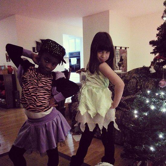 Last round Fashionshow Pretendplay Daughter