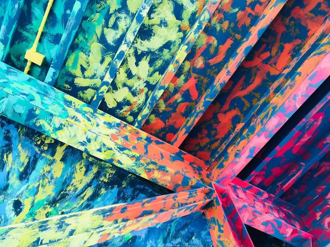 Backgrounds Full Frame Multi Colored Pattern No People Art And Craft Close-up