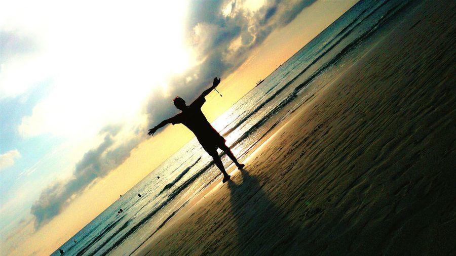 Sunset @ White Beach, Boracay PH First Eyeem Photo
