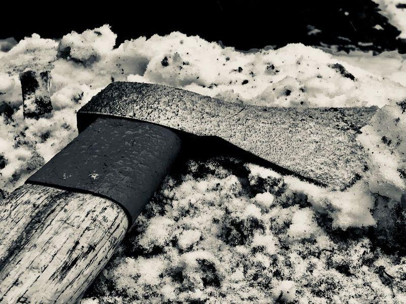 #Axt #Wood #Work Shades Of Winter