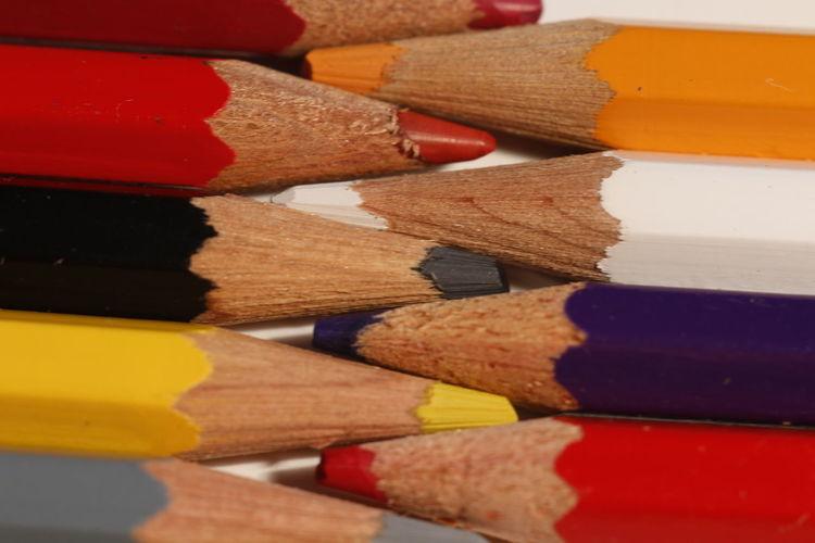pencils in