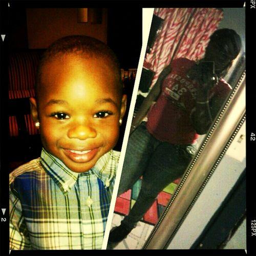 me n my nephew