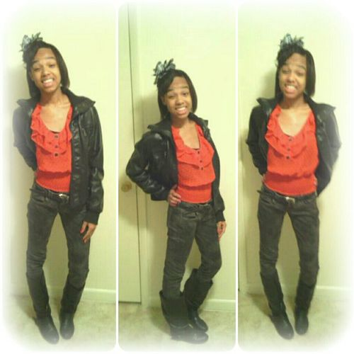 my outtie :3