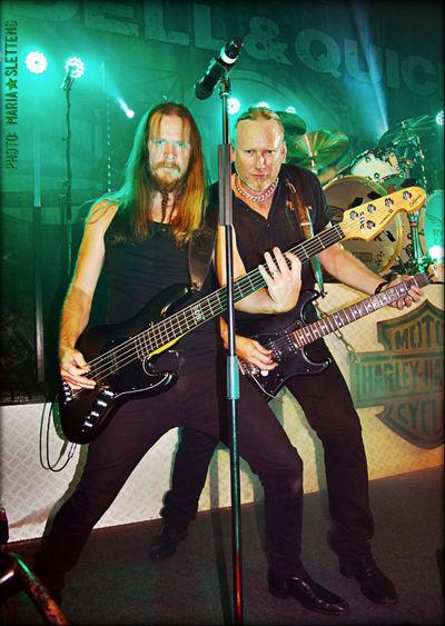 "Jonas & Christer from ""Rydell & Quick"" Rockphoto ROCK ON! Rock Concert Rockconcert RockPhotography Rockphotographer Rydell & Quick Eyeemmarket"