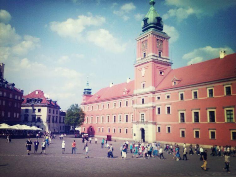 Warsaw Old Town Exploring Warsaw