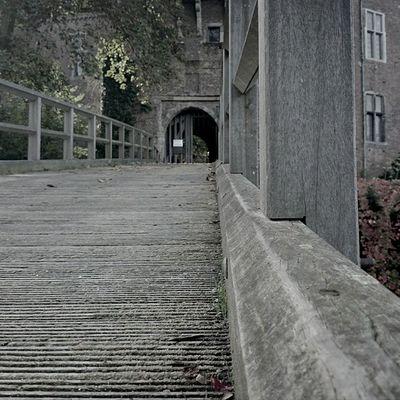 Mal wieder die LinnerBurg extra für @marcolerch :-D BurgLinn Burg Linn Krefeld