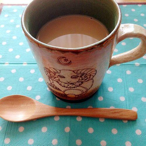 Coffee Mug Pottery 羊 陶器 マグカップ 陶炎祭 Ceramicart Himatsuri 笠間陶炎祭 笠間焼 Kasamayaki 須藤忠隆 コーヒー豆乳