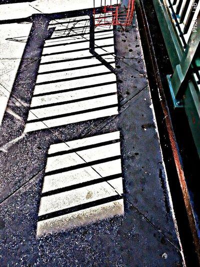 IPSLight NYC Subway Exploring Light And Shadow