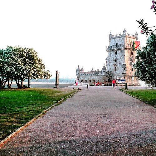 Torre de Belém 🇵🇹 Viagensincriveis Discover_lisbon XperiaZ3 Sonyxperia trippdicts trip eurotrip2015 europe visit_europe travel phototravel conexaofotografica vaipraonde seu_proximo_destino