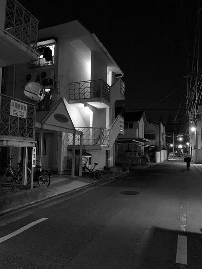 Night Illuminated Built Structure Building Exterior Architecture Street City
