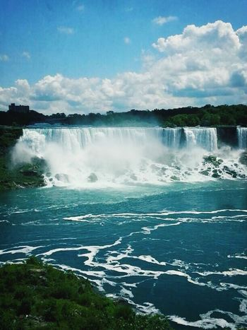 Niagara falls, summer 2013 Canada Toronto Niagara Falls Summer 2013
