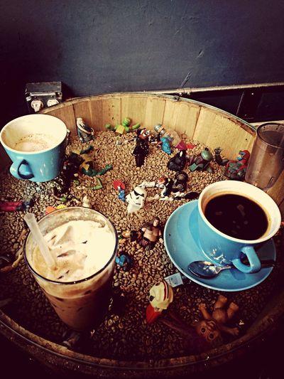 Coffee And Cigarettesnd cigarettes Iced Coffee