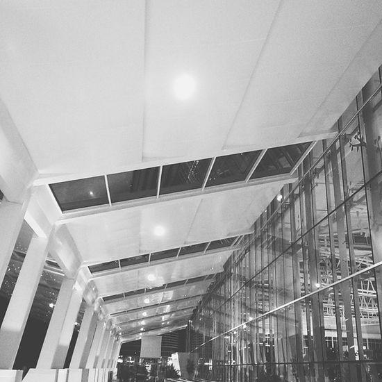 New Airport in Balikpapan looks Neat & Clean