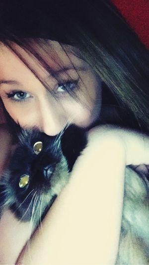 Mon chatchat d'amour ❤️