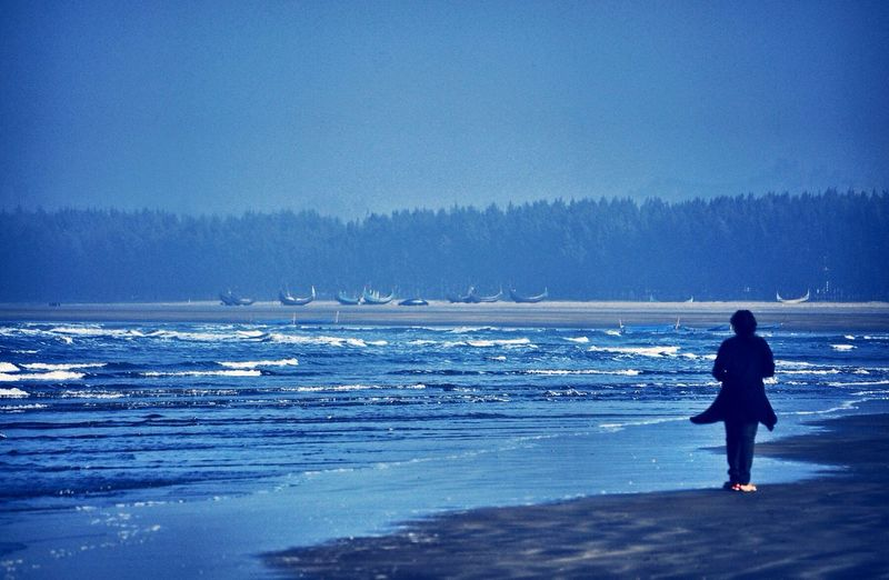 My Country In A Photo Cox's Bazar, the longest sandy beach of the world, chittagong, Bay of Bengal, Bangladesh