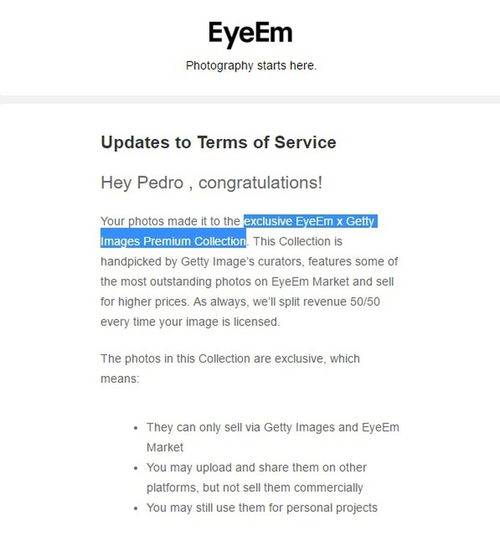 Thank EyeEm Team, I was really happy, my work have come to EyeEm x Getty Images Premium Collection .... I love photography and EyeEm is always good when we have passion for something, be recognized so YYuuuppiiiiiii Thanks Detail Email EyeEm Team EyeEm Team Responded. EyeEm X Getty Images Love EyeEm Text Thanks  White Background